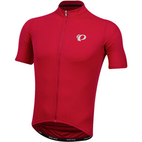 PEARL iZUMi Select Pursuit Short Sleeve Jersey Men rogue red/port diffuse